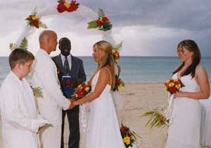 Getting Married in Jamaica